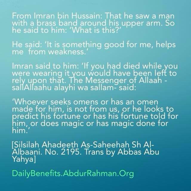 If you had died while you were wearing it you would have been left to rely upon that ..