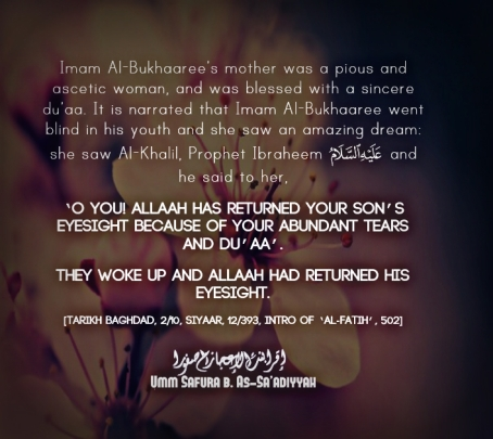 The Power Of Abundant Tears, Sincerity & Du'aa