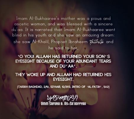 The Power Of Abundant Tears, Sincerity & Du'aa
