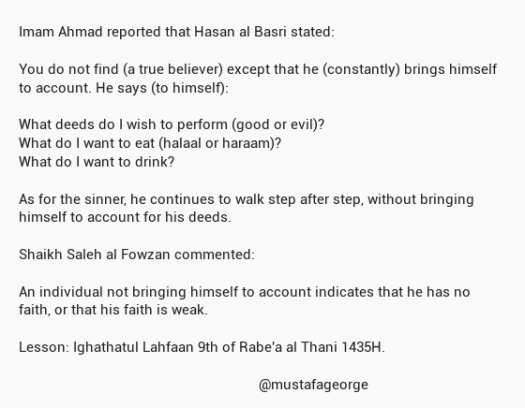 You do not find (a true believer) except that he ...